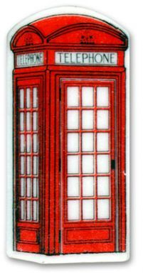Telephone box eraser