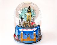 London landmarks snowglobe