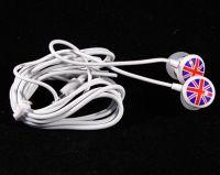 Union Jack earphones