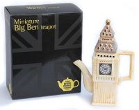 Big Ben novelty teapot