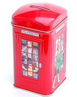 Telephone box tea gift pack