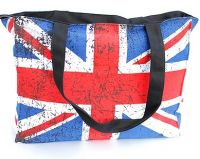 Union Jack shoulder bag