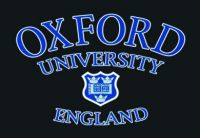 Oxford University childs t-shirt