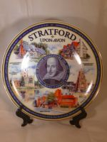 Stratford collectors plate