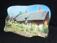Anne Hathaways Cottage magnet