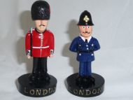 London novelty ornament