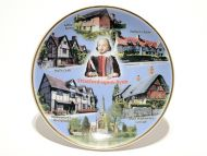 Stratford upon Avon collectors plate